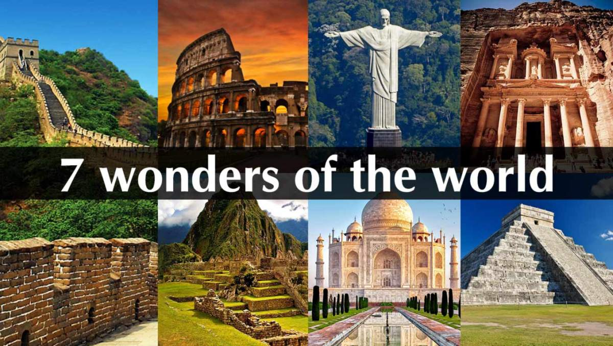 7 Wonder of World – Every Report